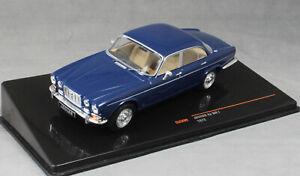 Ixo-Jaguar-XJ-Saloon-Mk1-MKI-en-Azul-Oscuro-1972-CLC292-1-43-Nuevo
