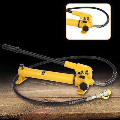 CP-700 700 10 tonnellate Pompa idraulica a mano 700 bar per 4