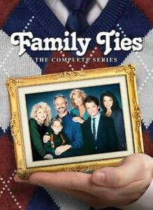 FAMILY TIES: THE COMPLETE SERIES NEW DVD
