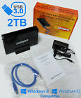 Externe Festplatte - Seagate - 2TB - 2000GB - USB 3.0 - 3,5 Zoll *NEU*