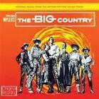 The Big Country [Original Soundtrack] by Original Soundtrack (CD, Oct-2012, Hallmark Recordings (UK))