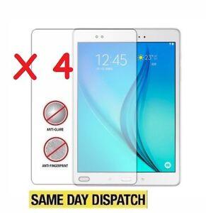 4-X-Samsung-Galaxy-Tab-A-9-7-T550-Anti-Glare-Matte-Screen-Protectors-Film-Cover