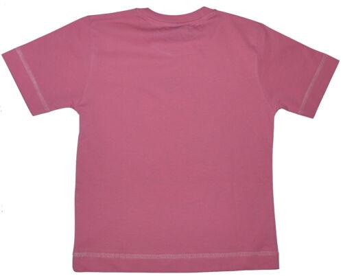 Coton Organique Rose Graphique T Shirt Neuf Avec Étiquettes SP £ 16