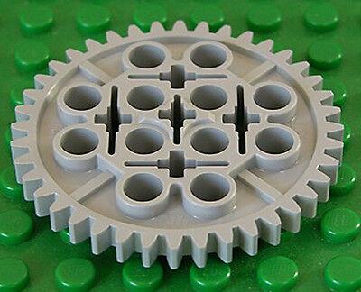 LEGO Technik - Zahnrad mit 40 Zähnen hellgrau / 3649 NEUWARE (e13)