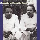 Rag Todi in Concert: Calcutta 1957 by Senior Dagar Brothers (CD, Mar-2007, Raga Records)