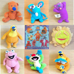 McDonalds-Happy-Meal-Toy-2002-Bear-In-Big-Blue-House-Plush-Cuddly-Toys-Various
