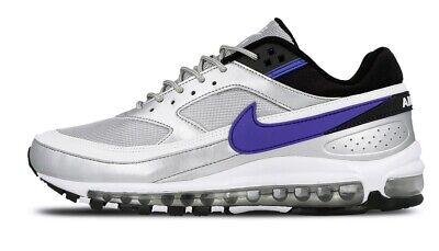 Nike AIR MAX 97 BW AO2406 002 Metallic SilverPersian Violet EU 39 CM 24.5 | eBay