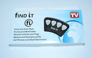 10x Boxes of As Seen On TV Find It Key Finder New in box