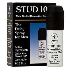 STUD 100 Desensitizing For Men Spray Delay Premature Ejaculation Prolong Sex