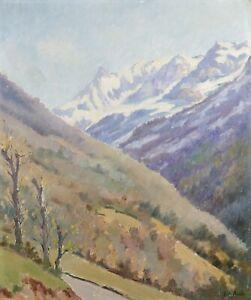 Paul-Dupleich-20th-Mountain-Luchon-Valley-of-the-Spades-High-Garonne-Pyrenees