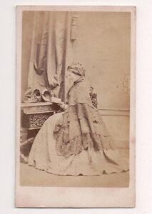 Vintage-CDV-Charles-Meysey-Thompson-Emily-Mary-Walker-C-Hawkins-Photo
