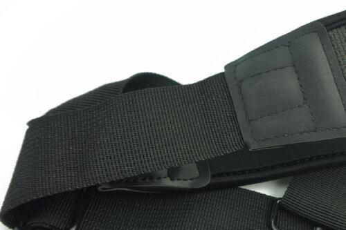 Adjustable Soft Shoulder Neck Sling Belt Strap For Camera SLR DSLR Travel Bags