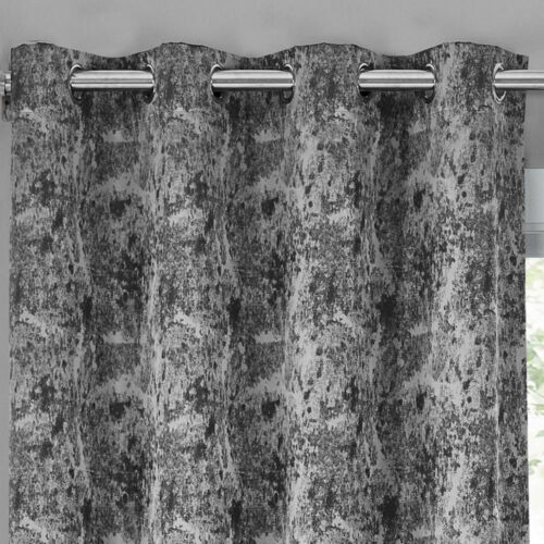 Set of 2 Bali Grommet 100/% Blackout Modern Upscaled Wallpaper Abstrak Theme