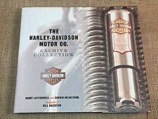 The Harley-Davidson Motor Co. Archive Collection by Holmstrom Coffee Table Book