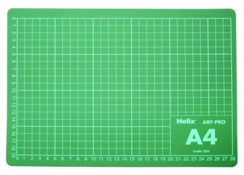 Helix A3 tablero de corte colchoneta Craft recuperación automática de doble cara impreso líneas de cuadrícula