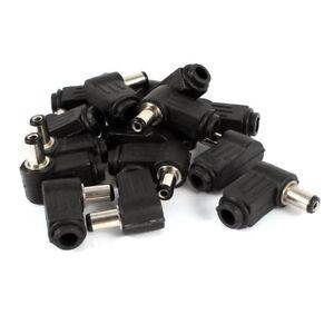 1x-15pcs-rechter-Winkel-5-5mmx2-1mm-Stecker-Plug-zum-DC-Netzkabelanschluss-a5w2
