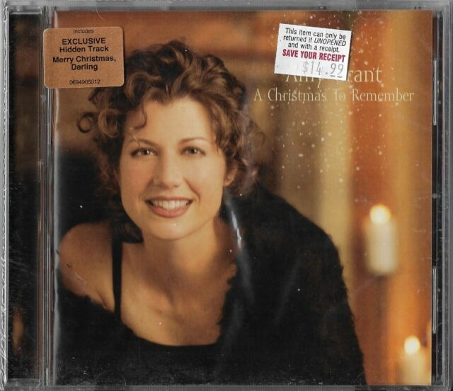 A Christmas To Remember by Amy Grant (Cd, 1999) Brand New Sealed!   eBay