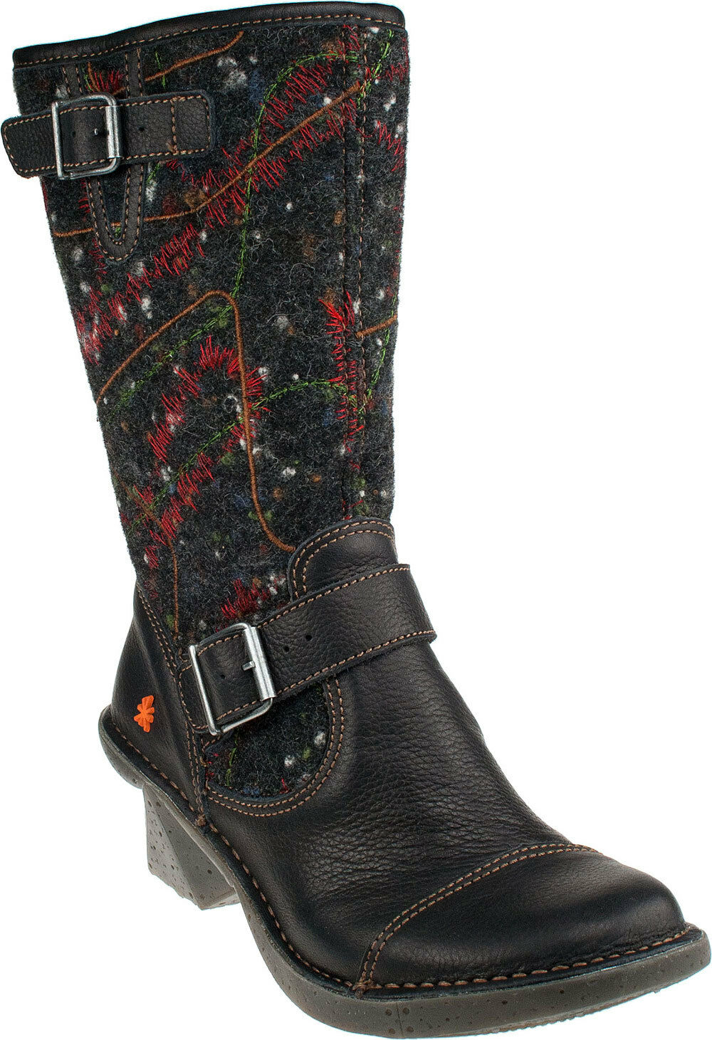 The ART Company Damenschuhe Schuhe Oteiza 617 Stiefel Stiefelette Boots Leder