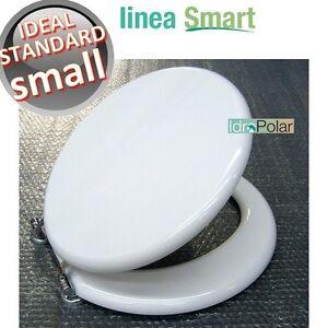 Asse Water Ideal Standard.Nuovo Sedile Asse Water Copri Wc Bianco Small Ideal Standard Marca