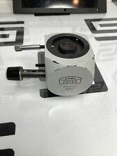 Zeiss 910137 Dual View Microscope Lens Assembly For Standard Gl Amp Wl Microscope