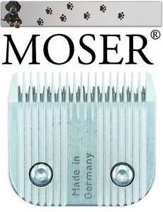 Moser Artiko set de tête de rasage 3 mm Moser Artiko Scherkopf Schneidesatz 3 Mm