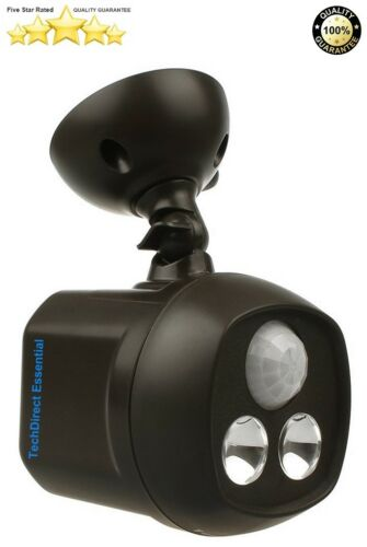 Energizer Sensore di Movimento LED Luce di sicurezza luminoso BATTERIA Vialetto Giardino in