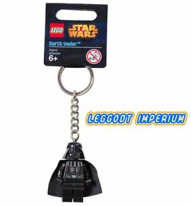 LEGO-Keyring-Darth-Vader-holidays-minifigure-Star-Wars-FREE-POST