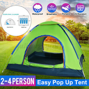 3-4-Person-Outdoor-Camping-Waterproof-Family-Tent-4-Season-Hiking-Folding-Camo