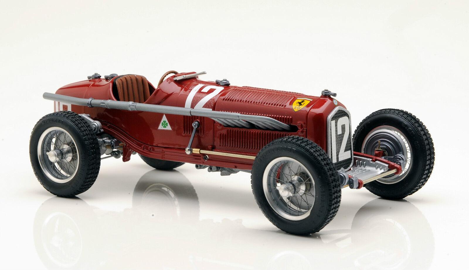 ALFA romeo p3 scuderia Ferrari 1932-1936 - voiture miniature 1 20 revival-NEUF