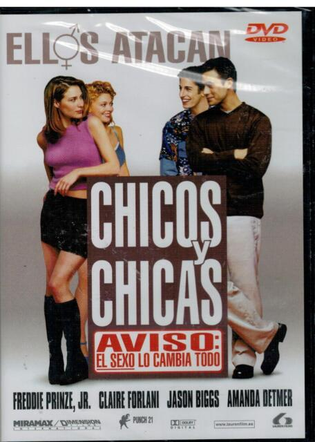 Chicos Y Chicas - Boys and Girls