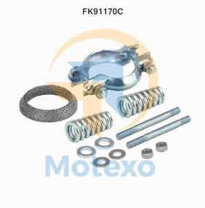 FK91170C-Convertisseur-Catalytique-Kit-De-Montage-Renault-TWINGO-1-2-3-2007-12-2010
