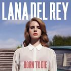 Lana Del Rey BORN TO DIE Interscope Records NEW SEALED RECORD LP