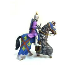 Metal Knight Figure 015 PORTUGESE 1/32 54mm painted medieval soldier army