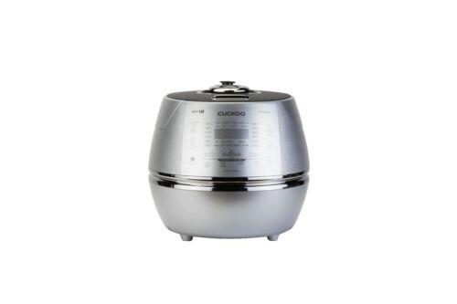 Cuckoo Dampfdruck Induktion Reiskocher CRP-CHSS1009FN mit vielen Kochfunktionen