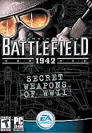 Battlefield 1942: Secret Weapons of WWII (PC, 2003) 21