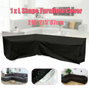Lounge-set-Sofa-Schutzhuelle-L-foermig-Regenschutz-Moebel-Abdeckung-Abdeckhaube-DE