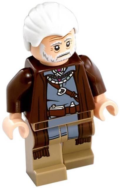 Lego Star Wars - Lor San Tekka (Séparé) de 75149: Résistance X-Wing de Combat