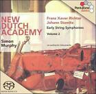 Franz Xaver Richter, Johann Stamitz: Early String Symphonies, Vol. 2 Super Audio Hybrid CD (CD, Mar-2004, PentaTone Classics)