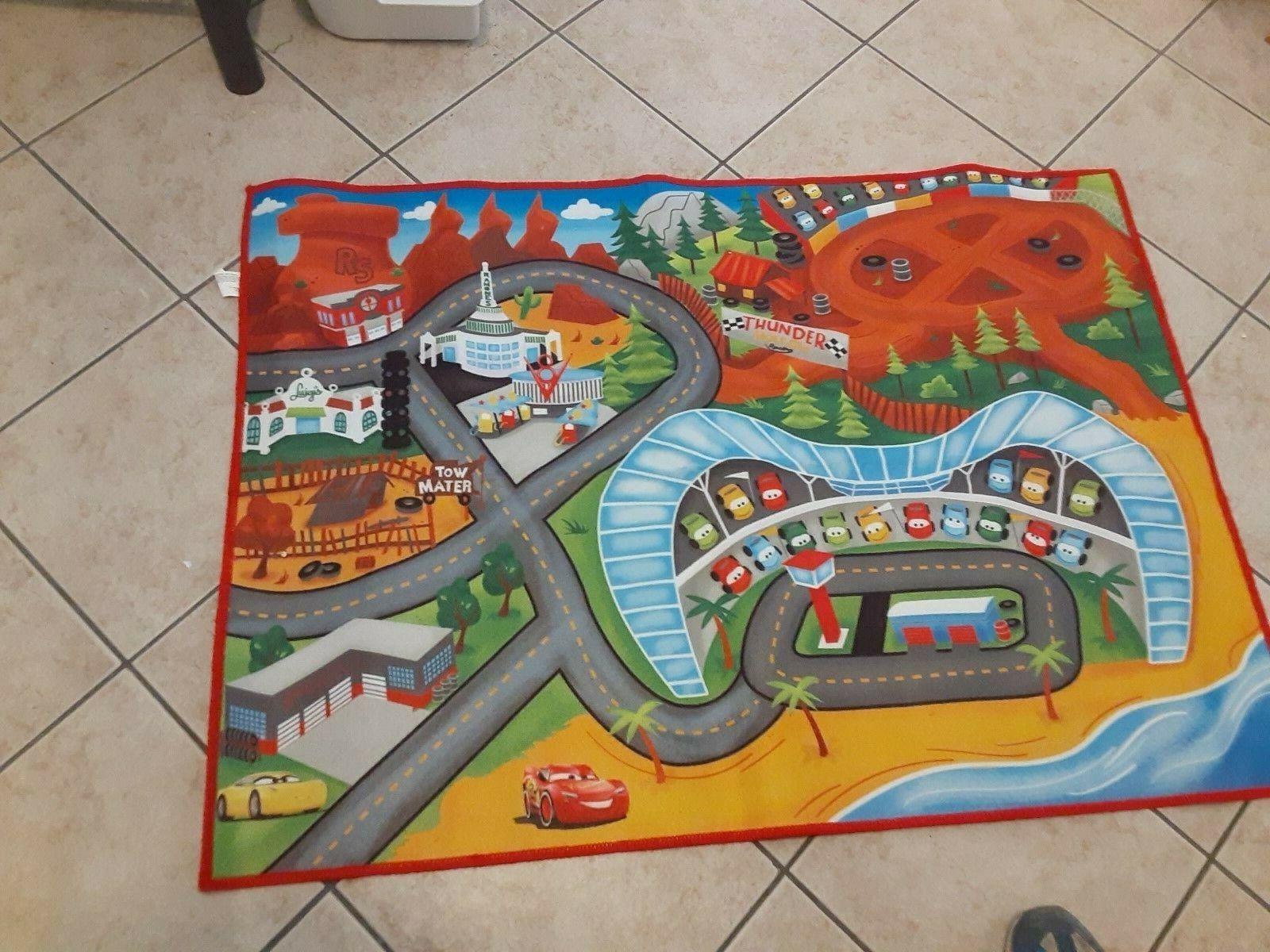 Pixar Toy Story 4 Game Rug Carpet 44 L x 31.5 W