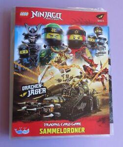 Sammelordner-LEGO-NINJAGO-Trading-Card-Game-Sammelmappe-Serie-4-2019