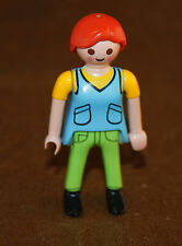 Playmobil personnage fermière 4765 ref nn