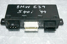 BMW E39 540i ZB PMBT LOW RL CENTRAL LOCK CONTROL MODULE 8378772.9 ELECTRIC SEATS