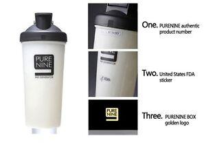 Water Bottle Tumbler Portable Alkaline Korean Pure Nine Ph9