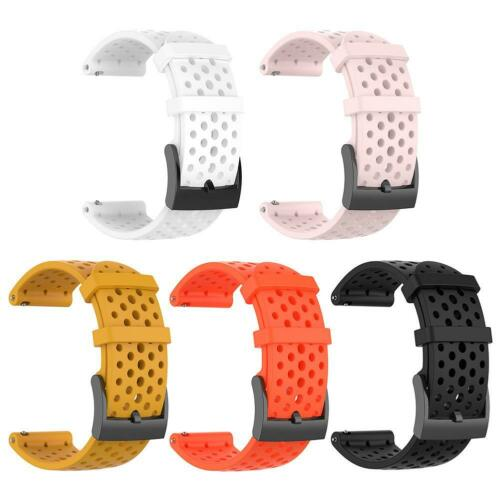 Silica Gel Small Size Replacement Strap for Suunto Spartan Sport Wrist HR #S4