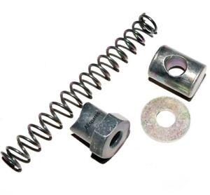 Clutch Cable Repair Kit ( Nut Spring Pin Washer ) Suzuki SJ413 Samurai 86-95 GEc