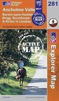 Ancholme Valley (OS Explorer Map Active) Ordnance Survey Very Good Book