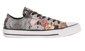9ea07c696a73 Image is loading CONVERSE-CT-AS-DIGITAL-FLORAL-OX-BLACK-WHITE-