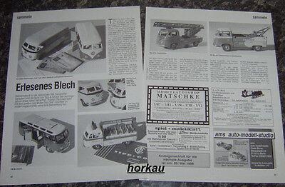 Dedito Giocattoli Di Latta Volkswagen Transporter Vw-station Wagon Di Suggerimento & Co.... Un Modello Relazione-mostra Il Titolo Originale