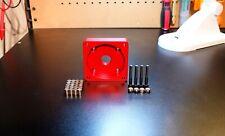 Cnc Nema 23 To Nema 34 Motor Mount Adapter Retrofit Kit Bolt On Conversion