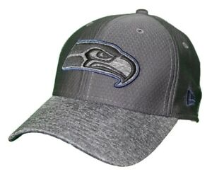 newest 3db76 c9775 Image is loading Seattle-Seahawks-New-Era-Popped-Shadow-39THIRTY-Flex-